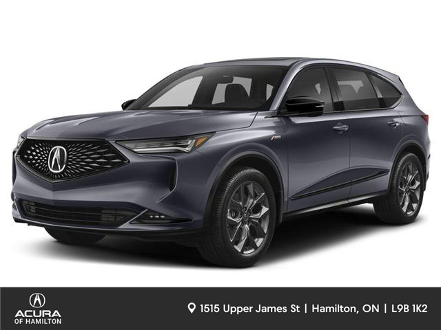 2022 Acura MDX A-Spec (Stk: 22-0047) in Hamilton - Image 1 of 2
