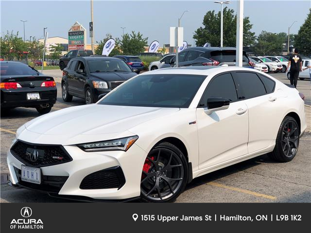 2021 Acura TLX Type S (Stk: 210243) in Hamilton - Image 1 of 27
