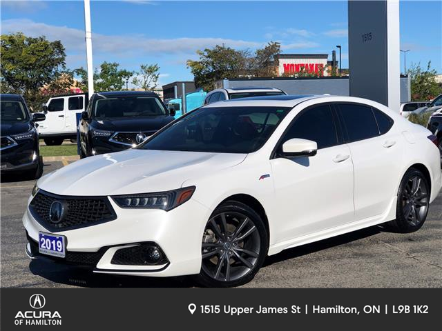2019 Acura TLX Tech A-Spec (Stk: 210261A) in Hamilton - Image 1 of 24
