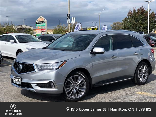 2018 Acura MDX Elite Package (Stk: 210281A) in Hamilton - Image 1 of 25