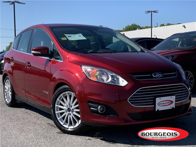 2016 Ford C-Max Hybrid SEL (Stk: 20T528A) in Midland - Image 1 of 5
