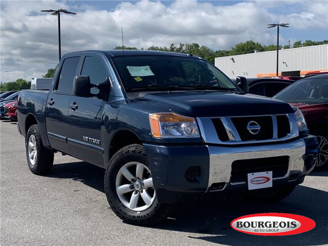2014 Nissan Titan S (Stk: 20T163A) in Midland - Image 1 of 14