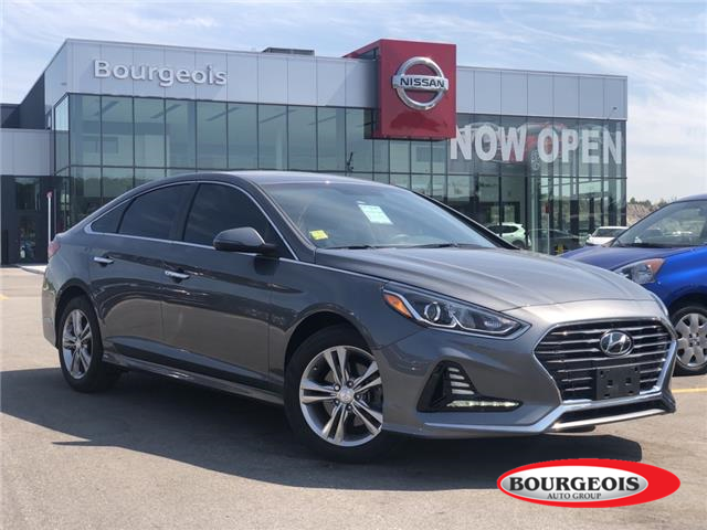 2019 Hyundai Sonata Preferred (Stk: 20RG81A) in Midland - Image 1 of 3