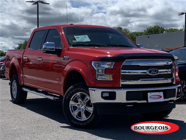 2017 Ford F-150 Lariat (Stk: 20T500AA) in Midland - Image 1 of 19