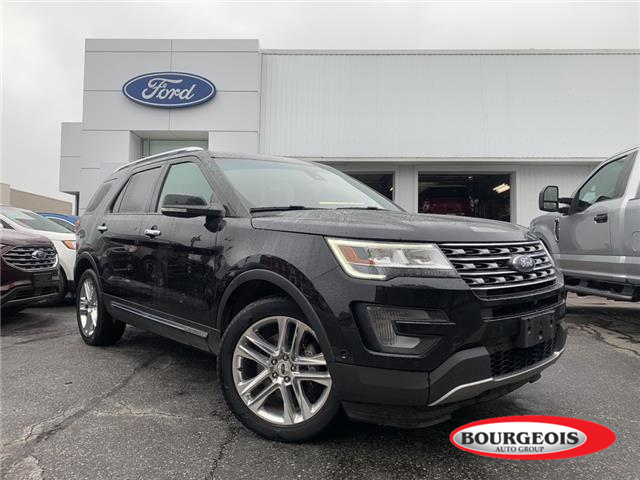 2017 Ford Explorer Limited (Stk: 20100A) in Parry Sound - Image 1 of 19
