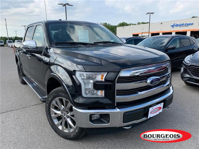 2015 Ford F-150 Lariat (Stk: 20T529A) in Midland - Image 1 of 2