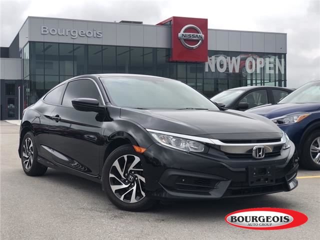 2017 Honda Civic LX (Stk: 020SE1A) in Midland - Image 1 of 14