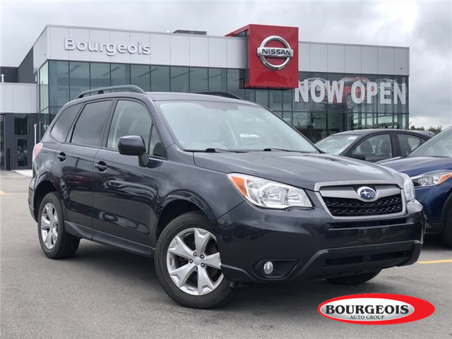 2014 Subaru Forester  (Stk: 20PA12A) in Midland - Image 1 of 13