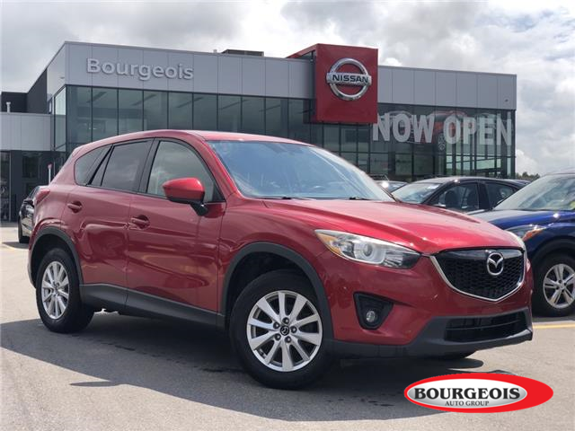 2014 Mazda CX-5 GS (Stk: R00072A) in Midland - Image 1 of 3