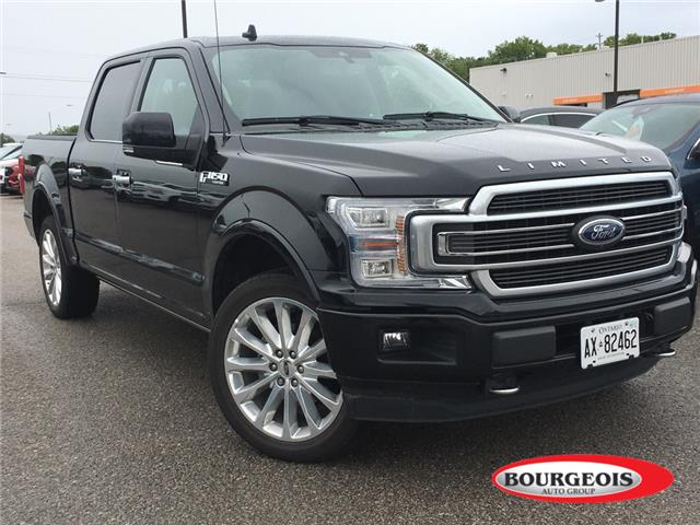 2019 Ford F-150 Limited (Stk: 0117PT) in Midland - Image 1 of 22