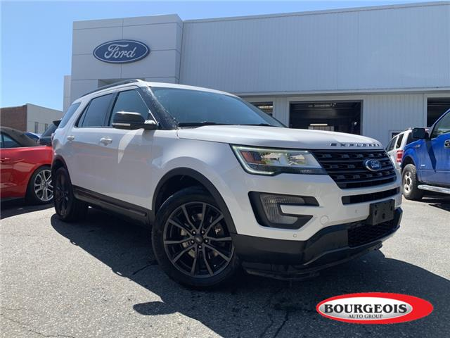 2017 Ford Explorer XLT (Stk: 20109A) in Parry Sound - Image 1 of 17