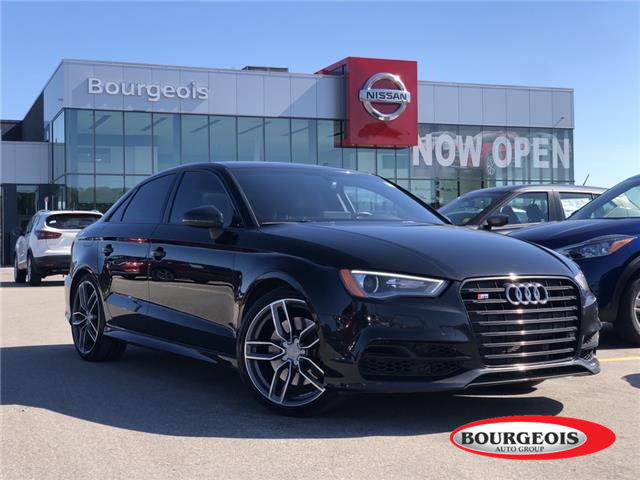 2016 Audi S3 2.0T Progressiv (Stk: 000U99) in Midland - Image 1 of 17