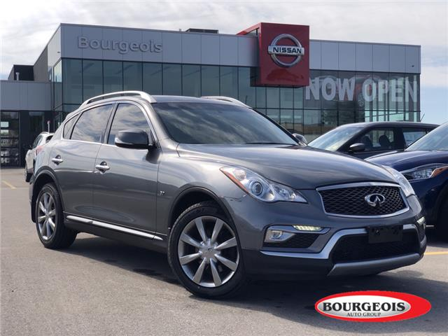 2016 Infiniti QX50 Base (Stk: 000U97) in Midland - Image 1 of 15