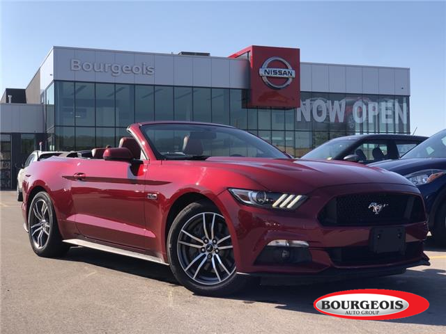 2016 Ford Mustang GT Premium 1FATP8FF4G5330777 00U108 in Midland