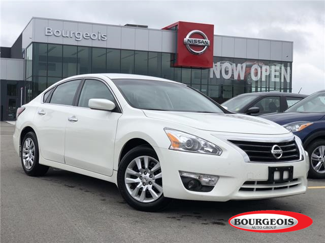 2015 Nissan Altima 2.5 SV (Stk: R00073A) in Midland - Image 1 of 7