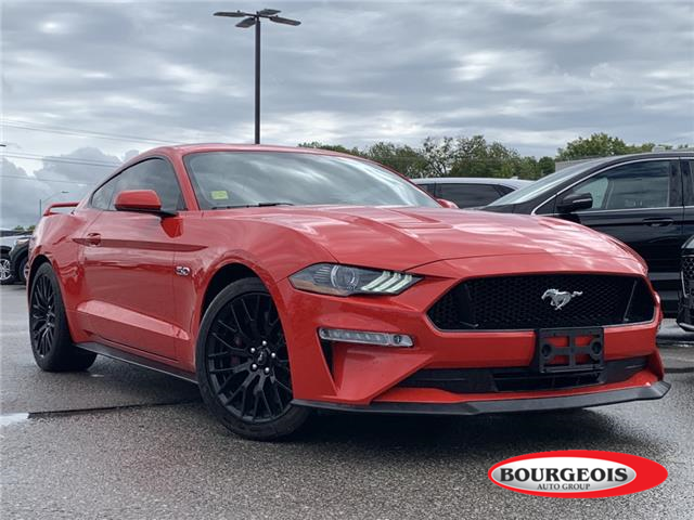 2019 Ford Mustang GT (Stk: 20T774A) in Midland - Image 1 of 16