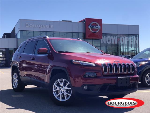 2017 Jeep Cherokee North (Stk: 20PA25A) in Midland - Image 1 of 15