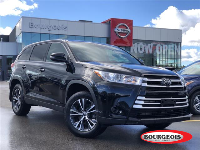 2019 Toyota Highlander LE (Stk: R00122) in Midland - Image 1 of 17