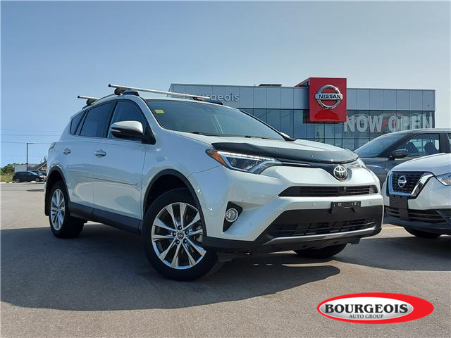 2017 Toyota RAV4 Limited (Stk: 20MR30A) in Midland - Image 1 of 14