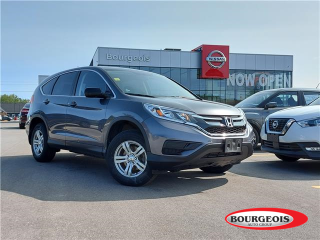 2016 Honda CR-V LX (Stk: 00U125) in Midland - Image 1 of 14