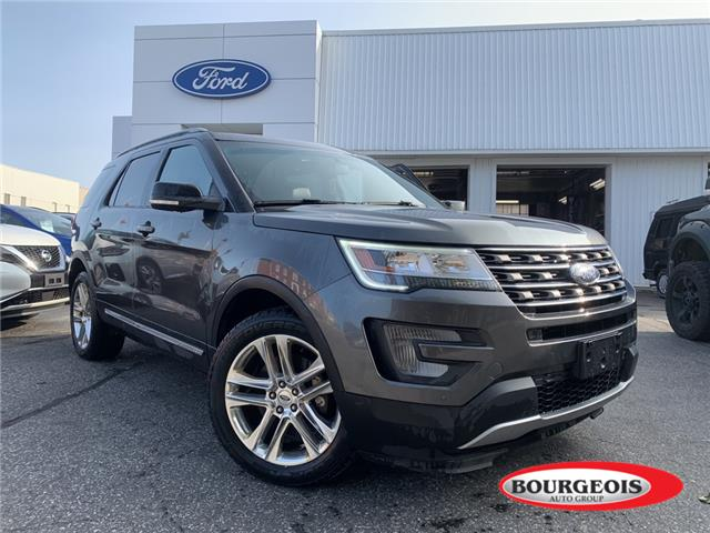2017 Ford Explorer XLT (Stk: OP2021) in Parry Sound - Image 1 of 19