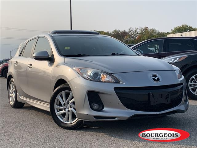 2012 Mazda Mazda3 Sport GS-SKY (Stk: 20T830A) in Midland - Image 1 of 15