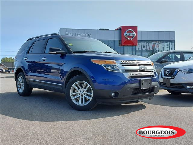 2013 Ford Explorer XLT (Stk: R00111A) in Midland - Image 1 of 11