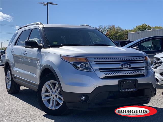 2014 Ford Explorer XLT (Stk: 20T46A) in Midland - Image 1 of 18