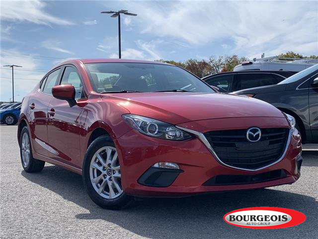2016 Mazda Mazda3 GS (Stk: 20T871A) in Midland - Image 1 of 14
