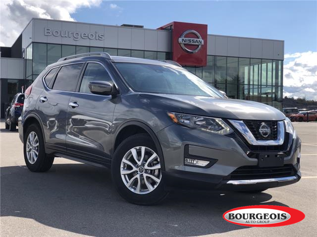 2019 Nissan Rogue SV (Stk: 20RG111A) in Midland - Image 1 of 16