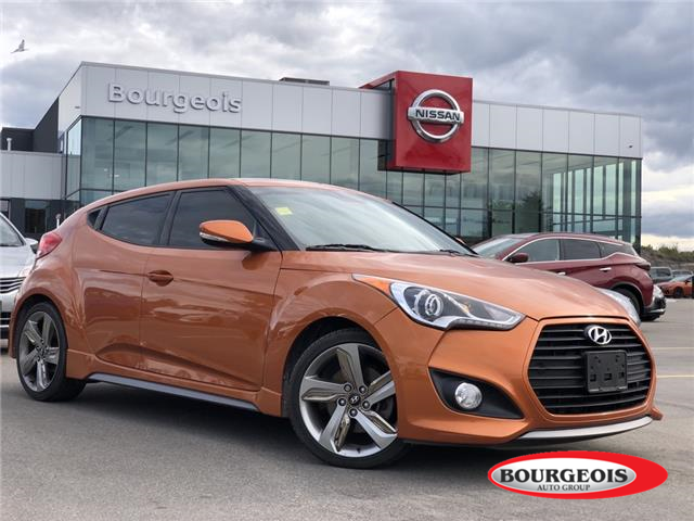 2015 Hyundai Veloster Turbo (Stk: 20QA36A) in Midland - Image 1 of 12