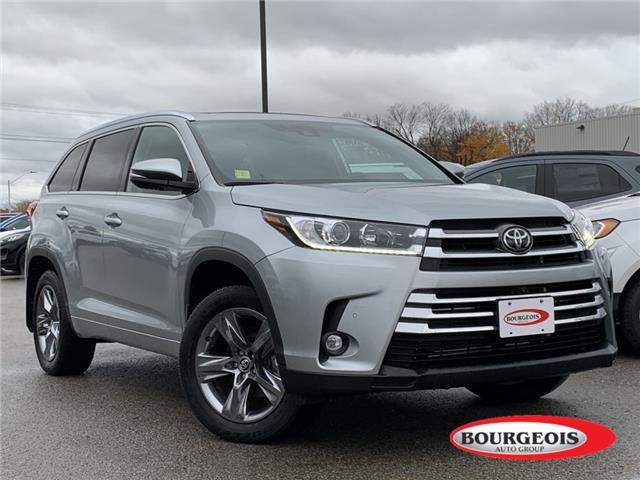 2019 Toyota Highlander Limited (Stk: 0143PT) in Midland - Image 1 of 22