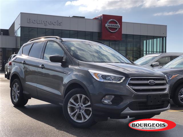 2017 Ford Escape SE (Stk: 20MR38A) in Midland - Image 1 of 14