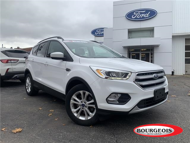 2017 Ford Escape SE (Stk: 20016A) in Parry Sound - Image 1 of 16