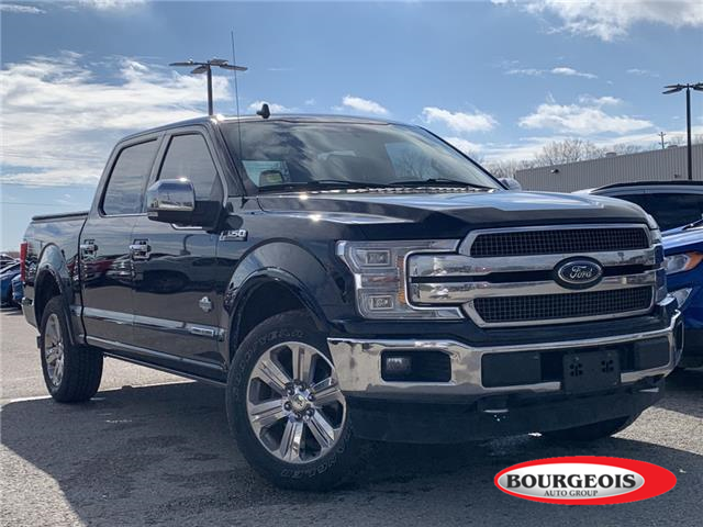2018 Ford F-150 King Ranch (Stk: 0169PT) in Midland - Image 1 of 19