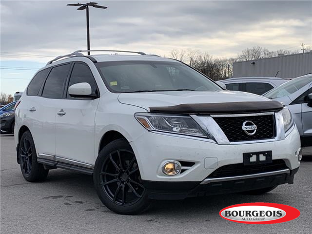 2014 Nissan Pathfinder S (Stk: 20T984A) in Midland - Image 1 of 17