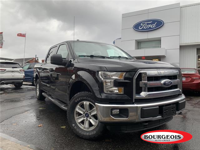 2016 Ford F-150 XLT (Stk: 20196A) in Parry Sound - Image 1 of 15