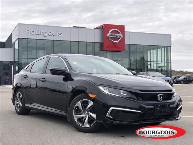 2019 Honda Civic LX (Stk: 20QA33A) in Midland - Image 1 of 3
