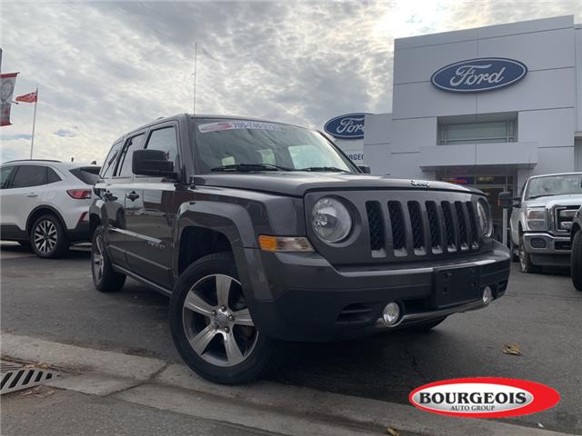 2017 Jeep Patriot Sport/North (Stk: 20066A) in Parry Sound - Image 1 of 16