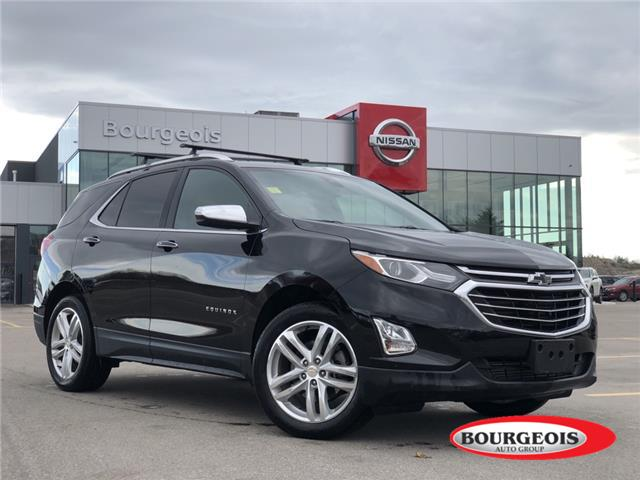 2018 Chevrolet Equinox Premier (Stk: 20RG127A) in Midland - Image 1 of 19