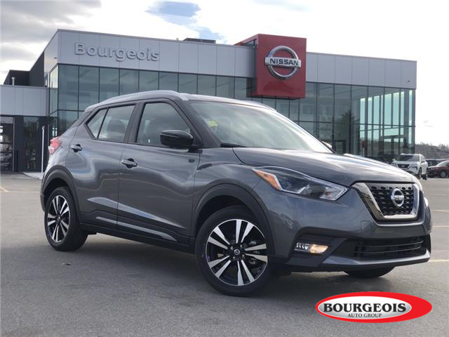 2019 Nissan Kicks SR (Stk: 00U151) in Midland - Image 1 of 12