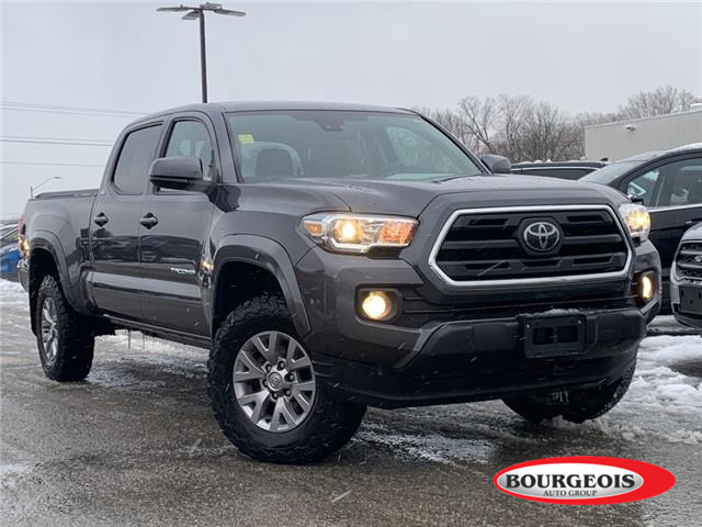 2018 Toyota Tacoma SR5 (Stk: 20T1085A) in Midland - Image 1 of 15