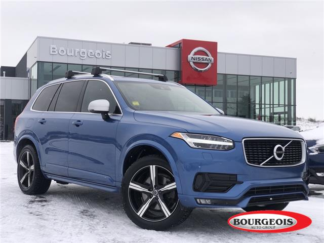 2017 Volvo XC90 T6 R-Design (Stk: 00U154) in Midland - Image 1 of 16