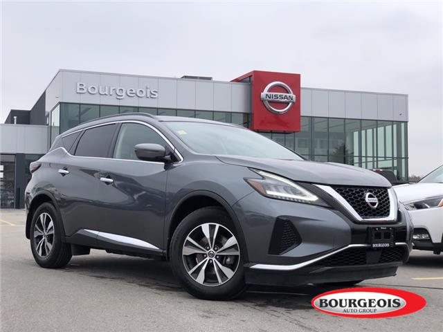 2019 Nissan Murano SV (Stk: 00U161) in Midland - Image 1 of 16