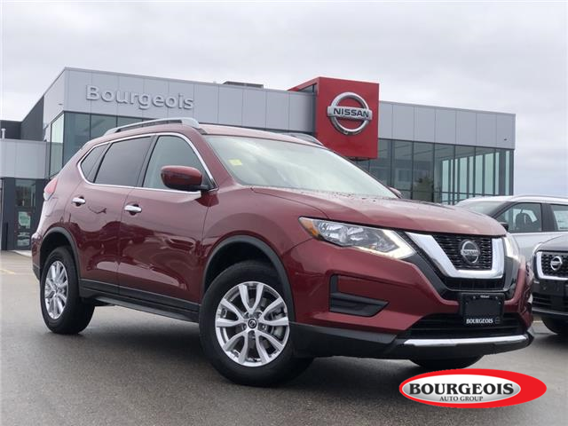 2020 Nissan Rogue S (Stk: 21RG13A) in Midland - Image 1 of 14