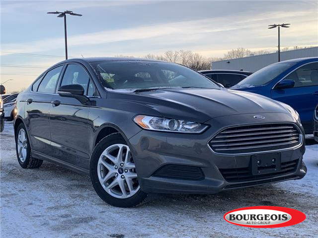 2016 Ford Fusion SE (Stk: 20T908A) in Midland - Image 1 of 13