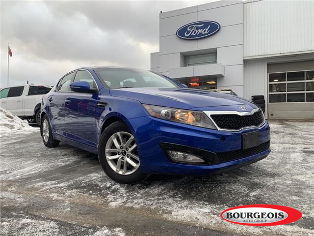 2012 Kia Optima  KNAGM4A73C5242520 OP2037 in Parry Sound