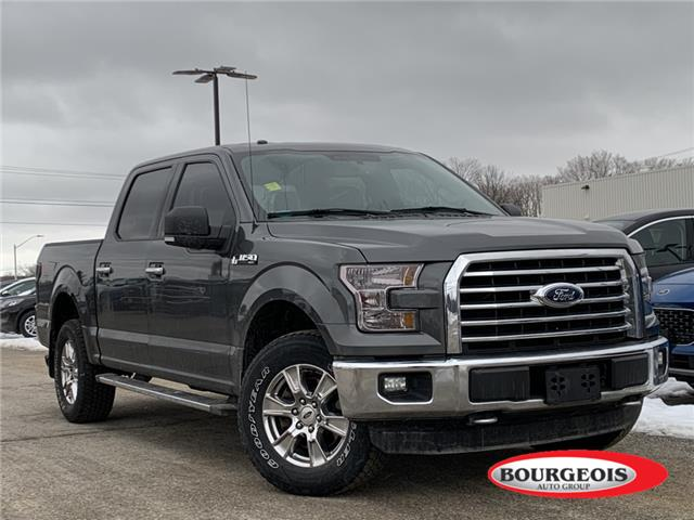 2015 Ford F-150 XLT (Stk: 20T955AAA) in Midland - Image 1 of 10