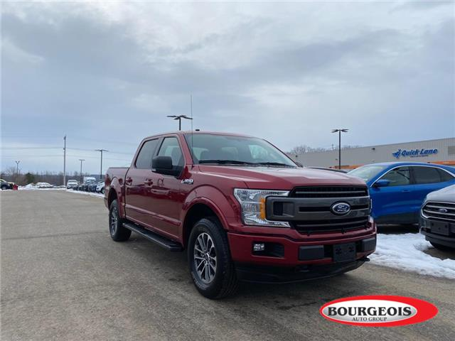 2018 Ford F-150 XLT (Stk: 021T8A) in Midland - Image 1 of 4