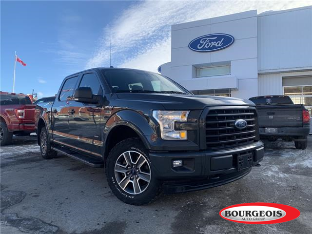 2017 Ford F-150 XLT (Stk: 21005A) in Parry Sound - Image 1 of 19